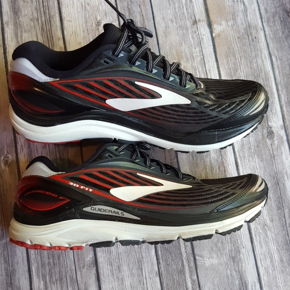 558b8a372eb Brooks Other - 🔥Mens Brooks Transcend 4 Running Shoes 9.5
